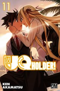 UQ Holder! T11 : , manga chez Pika de Akamatsu