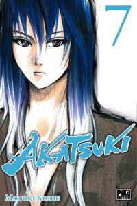 Akatsuki T7, manga chez Pika de Koide