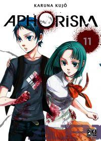 Aphorism T11 : , manga chez Pika de Karuna