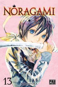 Noragami T13 : , manga chez Pika de Adachi