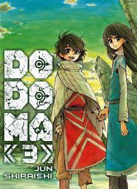 Dodoma T3 : , manga chez Komikku éditions de Shiraishi
