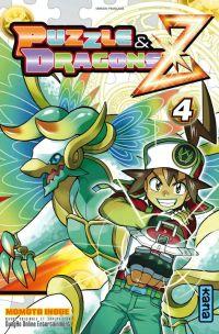 Puzzle & dragons Z  T4, manga chez Kana de Inoue