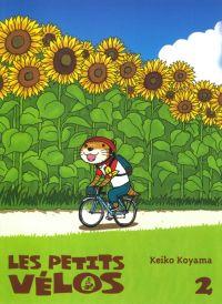 Les petits vélos T2, manga chez Komikku éditions de Koyama
