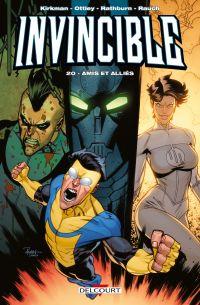 Invincible T20 : Amis et alliés (0), comics chez Delcourt de Kirkman, Ottley, Rauch, Rathburn