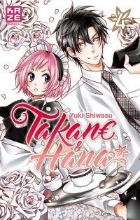 Takane & Hana T4, manga chez Kazé manga de Shiwasu