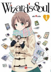 Wizard's soul T4, manga chez Bamboo de Aki