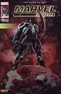 Marvel Universe T6 : Venom : Agent du cosmos (0), comics chez Panini Comics de Thompson, Olivetti, Deodato Jr