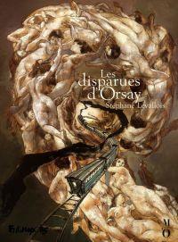 Les Disparues d'Orsay, bd chez Futuropolis de Levallois