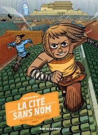 Cité sans nom T1 : Menace sur l'empire Dao (0), comics chez Rue de Sèvres de Hicks, Bellaire