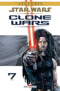Star Wars - Clone Wars T7 : Les cuirassés de Rendili (0), comics chez Delcourt de Freewater Jr, Gilroy, Ostrander, Duursema, Melo, Garcia, Major, Blythe, Anderson, McCaig, Palmiotti