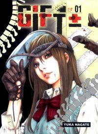 Gift +- T1, manga chez Komikku éditions de Nagate