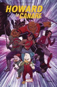 Howard le canard T2 : La chasse au canard (0), comics chez Panini Comics de North, Zdarsky, Quiñones, Fish, Henderson, Gibson, Renzi