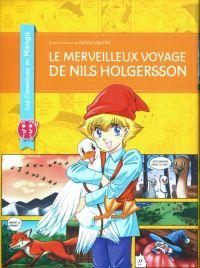 Le merveilleux voyage de Nils Holgersson, manga chez Nobi Nobi! de Lagerloff, Ichikawa