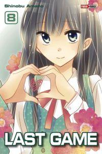 Last game T8, manga chez Panini Comics de Amano