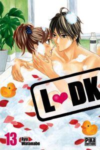L-DK T13 : , manga chez Pika de Watanabe