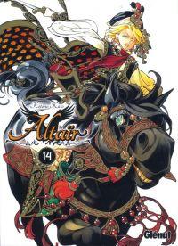 Altaïr T14, manga chez Glénat de Katô