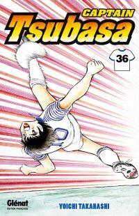 Captain Tsubasa T36, manga chez Glénat de Takahashi