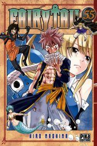 Fairy Tail T55, manga chez Pika de Mashima