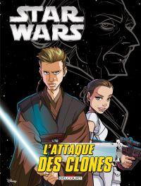 Star Wars Episode II : L'attaque des clones (0), comics chez Delcourt de Ferrari, Santillo, Piana, Attardi, Chue, Ghiglione, Kawaï Creative Studios