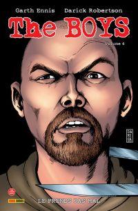 The Boys T4 : Le prends pas mal (0), comics chez Panini Comics de Ennis, Robertson, Braun, Burns, McCrea, Aviña
