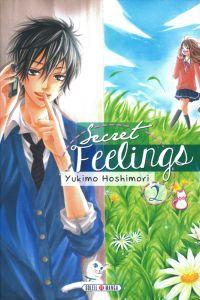 Secret feelings T2 : , manga chez Soleil de Hoshimori