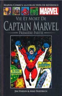 Marvel Comics, la collection de référence – Classic, T22 : Vie et mort de Captain Marvel - 1ère partie (0), comics chez Hachette de Friedrich, Starlin, Cockrum, Collectif