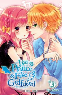 Liar prince & fake girlfriend  T3 : , manga chez Soleil de Miasa