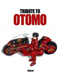 Tribute to Otomo, manga chez Glénat de Collectif