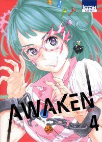 Awaken T4 : , manga chez Ki-oon de Renda