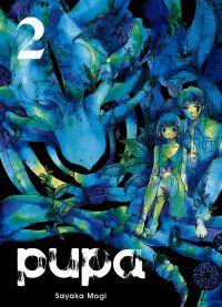 Pupa T2 : , manga chez Komikku éditions de Mogi