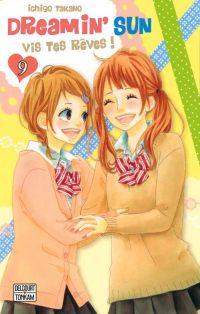 Dreamin'sun T9, manga chez Delcourt de Takano