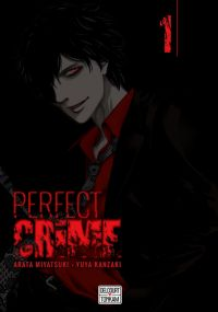 Perfect crime T1, manga chez Tonkam de Miyatsuki, Kanzaki