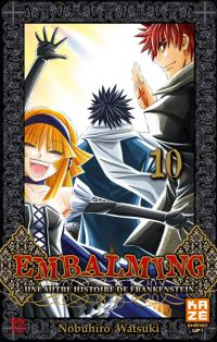 Embalming - Une autre histoire de Frankenstein T10, manga chez Kazé manga de Watsuki