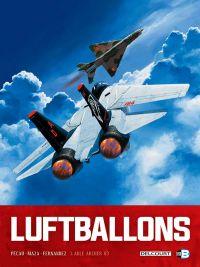 Luftballons T1 : Able Archer 83, bd chez Delcourt de Pécau, Vicanovic-Maza, Fernandez