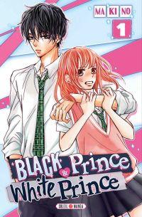 Black prince & white prince T1, manga chez Soleil de Makino