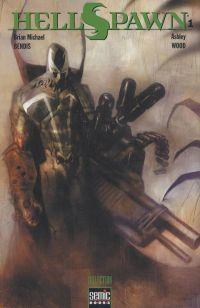 Hellspawn T1, comics chez Semic de Bendis, Wood