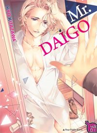 Mr Daigo, manga chez Taïfu comics de Kitazawa