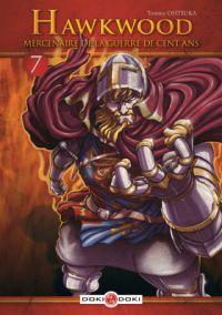 Hawkwood - Mercenaire de la guerre de cent ans T7, manga chez Bamboo de Ohtsuka