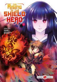 The rising of the shield hero T5, manga chez Bamboo de Aneko, Kyu