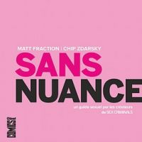 Sans Nuance, comics chez Glénat de Fraction, Zdarsky