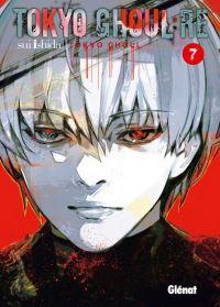 Tokyo ghoul:re T7, manga chez Glénat de Ishida