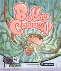 Bulby crunch ! T1 : Géno mix (0), bd chez Scutella Editions de Tristoon