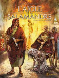 L'Aigle et la salamandre T2 : Les Deux Salamandres, bd chez Soleil de Piatzszek, Quattrocchi, Mario, Davidenko