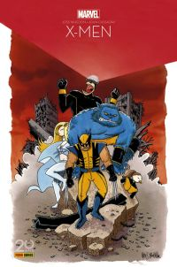 Astonishing X-Men : Edition 20 ans, comics chez Panini Comics de Whedon, Cassaday, Martin, Dallain, Trondheim