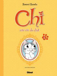 Chi - une vie de chat (format BD) T11, bd chez Glénat de Konami