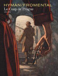 Le Coup de Prague, bd chez Dupuis de Fromental, Hyman