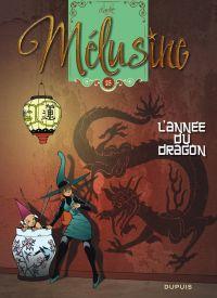 Mélusine T25 : L'année du dragon (0), bd chez Dupuis de Clarke, Cerise