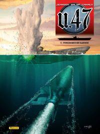 U.47 T11 : Prisonnier de guerre (0), bd chez Zéphyr de Jennison, Balsa, Caniaux
