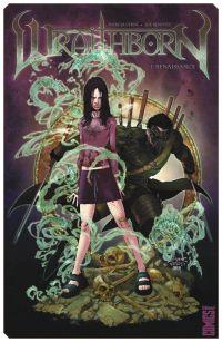 Wraithborn T1 : Renaissance (0), comics chez Glénat de Chen, Benitez, Studio F, Rich