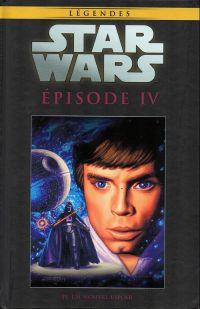 Star Wars Légendes T53 : Episode IV - Un nouvel espoir (0), comics chez Hachette de Jones, Barreto, Williamson, Sinclair, Chuckry, Hildebrandt, Hildebrandt